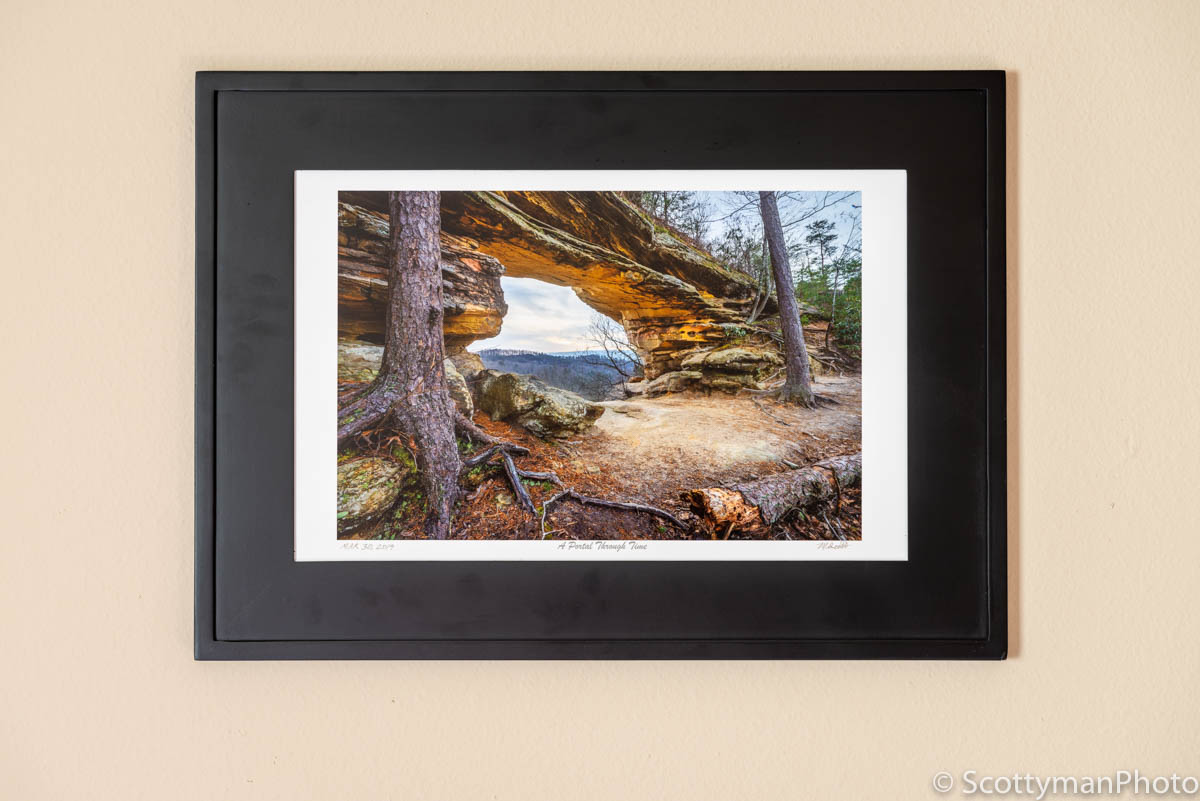 A Portal Through Time Fine Art Photography Print Sales.
