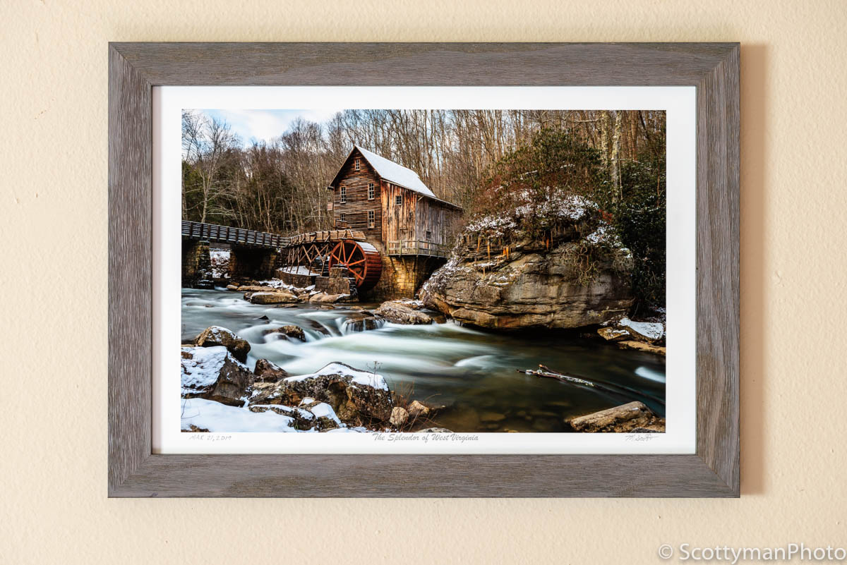 The Splendor Of West Virginia Fine Art Photography Print Sales.