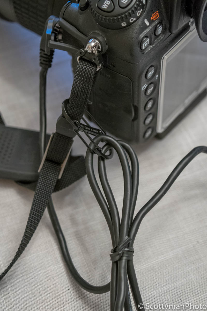 The Nikon D800 and MC-30A Remote Shutter Release