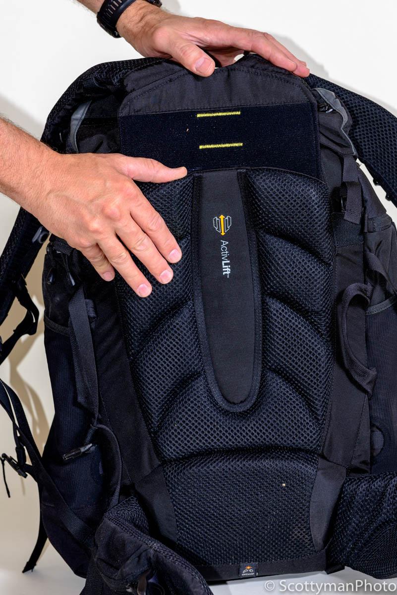 Lowepro Pro Trekker 450 AW Camera Backpack Activlift System
