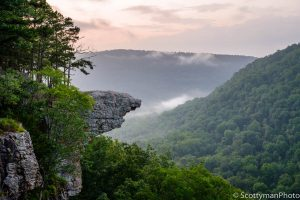 The People's Rock | Whitaker Point Hawksbill Crag Arkansas Ozark Travel Photography Tips and Advice
